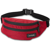 Сумка поясная Dakine 2019-20 Classic hip pack crimson red