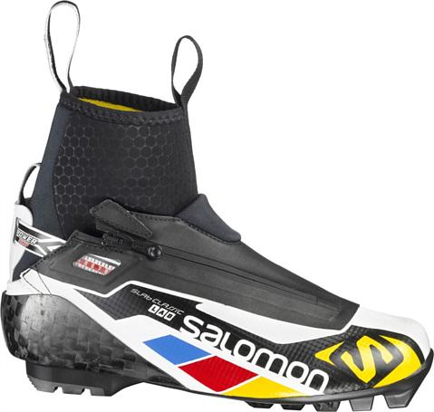 Купить Лыжные ботинки SALOMON 2014-15 S-LAB CLASSIC 1142100