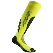 Носки Accapi 2020-21 Ski Perforce Yellow
