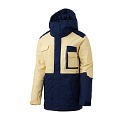Куртка сноубордическая ROMP 2015-16 50:50 Grind Classic Jacket Yellow Navy