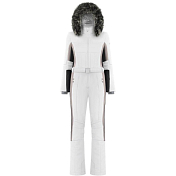Комбинезон горнолыжный Poivre Blanc 2019-20 Stretch Ski Overall White/Multi