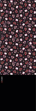 Купить Бандана BUFF FLOWERS BLACK Jr./BLACK Банданы и шарфы Buff ® 721493