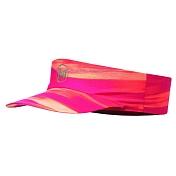 КепкаАксессуары Buff ®<br>Удобный козырек был разработан для высокоинтенсивных видов активности, таких как бег. Обладает всеми преимуществами повязки, помимо этого козырек обеспечивает&amp;nbsp;&amp;nbsp;защиту от солнца.<br><br>Особенности:<br><br>- 98% УФ-защиты<br>- Coolmax Extreme - дышащий материал для активного образа жизни и профессионального спорта <br>- Гибкий козырек с эффектом памяти формы<br>- Материал с превосходной воздухопроницаемостью, хорошо отводит влагу<br>- Светоотражающие элементы, чтобы увеличить вашу видимость в темное время суток<br>- Polygiene - предотвращает появление запаха<br>- 100% полиэстер