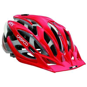 Велошлем Casco ARES MOUNTAIN RED
