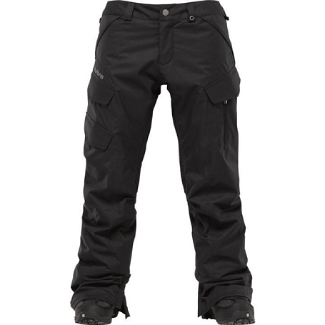 Брюки сноубордические BURTON 2011-12 Womens burton outerwear FLY PANT TRUE BLACK