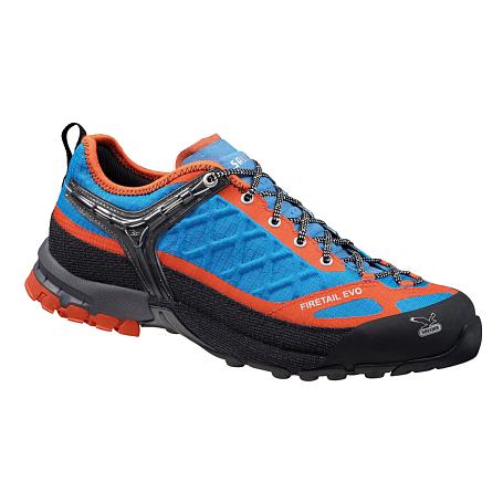 Купить Треккинговые кроссовки Salewa 2015 Tech Approach MS FIRETAIL EVO Davos/Grenatine / Треккинговая обувь 1157458