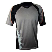 Джерси Polaris 2012 Nomad Tee Black/Grey черный/серый