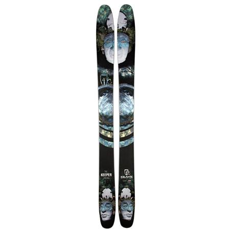 Купить Горные лыжи ICELANTIC 2014-15 KEEPER 1138724