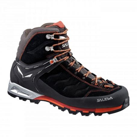 Купить Ботинки для альпинизма Salewa Alpine Approach MS MTN TRAINER MID GTX Black/Indio /, Альпинистская обувь, 1157620