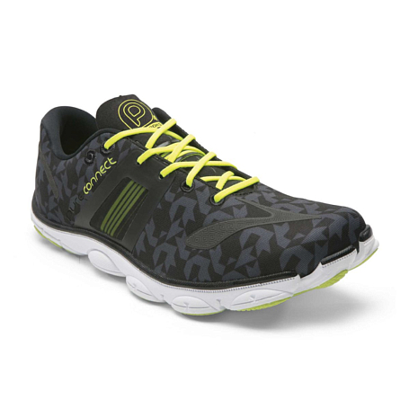 Кроссовки Life Style BROOKS Pure Connect 4 Black/Anthracite/Nightlife