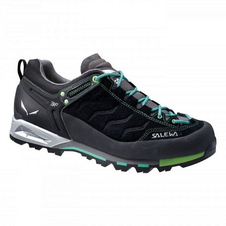 Ботинки для альпинизма Salewa Alpine Approach MS MTN TRAINER GTX Black/Assenzio /