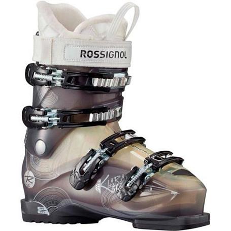 Купить Горнолыжные ботинки ROSSIGNOL 2014-15 WOMEN KIARA SENSOR 50 BLACK Ботинки горнoлыжные 1011171