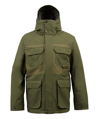 Купить Куртка сноубордическая BURTON 2013-14 MB FRONTIER JK KEEF Одежда 1021719