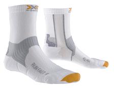 Носки X-bionic 2016-17 X-socks Run Fast W000 / Белый