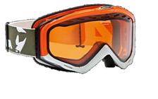 Очки горнолыжныеОчки горнолыжные<br>Прорезиненная обшивка ремня очков предотвращает его скольжение на лыжных шлемах.<br>Шарнирное крепление ремня<br>Ремень очков шарнирами &amp;#40;крючками&amp;#41; крепится за внешнюю часть рамы, что позволяет очкам удобно сидеть, особенно при их использовании вместе с горнолыжным шлемом.<br>Вентиляция рамы<br>Отверстия по бокам и на нижнем краю рамы очков позволяют воздуху заполнять внутренний объем очков, тем самым предотвращая линзы от запотевание. Поток воздуха является косвенным, так что глаза не подвержены сквознякам.<br>Проветриваемые линзы<br>Обеспечивают целенаправленный поток воздуха и вентиляцию задней стенки линзы &amp;#40;объектива&amp;#41;. Это эффективно предотвращает линзы от запотевания.<br>Система турбовентиляции<br>Для оптимизации обмена воздуха используется специальная пены. Таким образом создающаяся циркуляция воздуха удаляет влажность и предотвращает очки от запотевания.<br>Обзор 180&amp;#43;<br>Некоторые модели рам очков, в сочетании с панорамой линзы, могут предоставлять 180-градусный панорамный обзор, что превышает европейские стандарты. Этот более широкий угол зрения облегчает ранее распознавание опасности по бокам горнолыжного склона.<br>Технология Quattroflex<br>100% защиты от ультрафиолетового излучение UVA, UVB и UVC: Предотвращает / защищает от повреждений сетчатки. <br>Противотуманное покрытие: Предотвращает / защищает от запотевания линз. <br>Теплоизоляция: Предоставляет оптимальный обзор за счет особенностей изоляционного материала. <br>Термоблок: Воздушная подушка размещается между внутренней и внешней линзами и защищает их от замерзания или запотевания. <br>Высококонтрастная поляризованная система: Максимально поглощает рассеянный свет, обеспечивает безбликовый обзор / видение и повышает безопасность за счет цветоотдачи. Контрастность повышена на 30%. <br>Уровень защиты S2.<br><br>Пол: Унисекс<br>Возраст: Взрослый