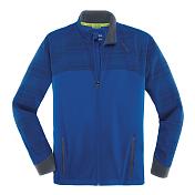 Куртка беговаяОдежда для бега и фитнеса<br>Легкая ветровка &amp;nbsp;для бега, с защитой от ветра и дождя.<br> <br> -швы проклеены<br> -два кармана на молнии<br> -воротник стойка, застежка на молнию<br> -светоотражающие элементы<br> - в замочке молнии специальная выемка для фиксации провода наушников<br> -в боковом кармане дополнительный карманчик из сетки для телефона или плеера<br><br>Пол: Мужской<br>Возраст: Взрослый