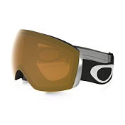 Очки Горнолыжные Oakley 2016-17 Flight Deck Matte Black/persimmon