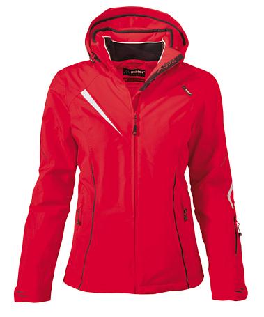 Купить Куртка горнолыжная MAIER 2013-14 Allrounder Ski Moran fire (красный) Одежда 1023179