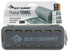 Полотенце Sea To Summit Pocket Towel X-Large Grey