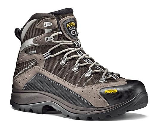 Купить Ботинки для хайкинга (высокие) Asolo 2017-18 Hike Drifter GV MM Cendre / Brown, Треккинговая обувь, 1315124