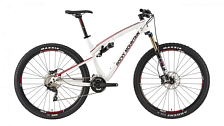 Велосипед ROCKY MOUNTAIN INSTINCT 950 2016 GLOSS WHITE/ROCKY MOUNTAIN RED/OXBLOOD/BLACK