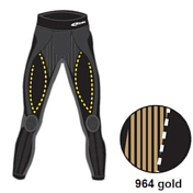 Кальсоны ACCAPI X-COUNTRY TROUSERS MAN gold ()