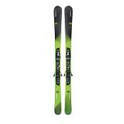 Горные лыжи с креплениямиГорные лыжи<br>Amphibio 88 XTi -&amp;nbsp;идеальные лыжи для катания по всей горе, для тех кто любит большие горы, любую погоду и хочет уверенно нарезать повороты по трассам и кататься в пухляке. Так что сделайте это! Станьте счастливым обладателем лыж, на которых вы можете быть как экспертом карвинга, так и покорить паудэр! А усиление XTi, разработанное специально для широких лыж, обеспечивает отзывчивость, благодаря сочетанию титана и карбонового волокна.<br> <br><br> Стиль катания:&amp;nbsp;all-mountain&amp;nbsp;<br><br><br> <br><br><br> Уровень катания: эксперт<br><br><br> <br><br><br>XTI - технология для более широких лыж Elan - деревянный сердечник дополненный титаном и карбном, для стабильности и торсионной жёсткости<br><br>RST Sidewall - боковые стенки оптимизирует передачу мощности распределяя её по всей длине&amp;nbsp;<br>Amphibio Profile - лёгкий вход и выход их поворота, за счёт асиметричного профиля и сочетания рокера и кэмбера<br>Convax/Concave - конкейв в носке лыжи для стабильности и мощности и конвэкс в пятке - для быстрого и удобного выхода из поворота.<br><br> <br> Длина/радиус:<br> 170/15.5<br> 176/17.2<br> 184/19.0<br> <br> Геометрия: 135/88/116<br> <br> <br> Крепления: ELX 12.0 FUSION BLK/SMOKE<br> <br> <br>