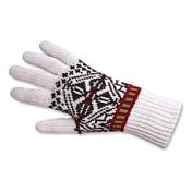 Перчатки флисПерчатки, варежки<br>Стильные вязаные перчатки.<br>Изготовлены из 100% шерсти мериноса с применением нано-технологий.
