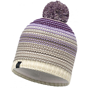 Шапка Buff KNITTED & POLAR HAT NEPER VIOLET