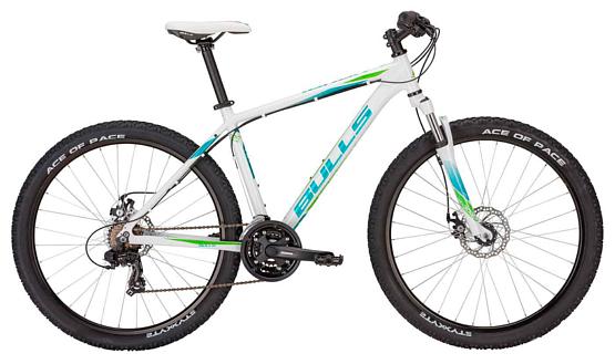 Купить Велосипед Bulls Nandi 27,5 2017 Белый Горные спортивные 1339330
