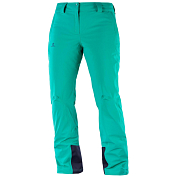 Брюки горнолыжные Salomon 2018-19 ICEMANIA PANT W Waterfall