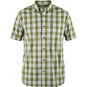 Рубашка для активного отдыхаОдежда для активного отдыха<br>Легкая рубашка с короткими рукавамидля активного отдыха и путешествий.<br> <br> Характеристики:<br> <br> -состав - 65% полиэстер, 35% хлопок<br> -быстро сохнет&amp;nbsp;<br> -отводит влагу<br> -защита от уф-лучей<br> -карман с логотипом на груди<br>