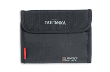 Кошелек TATONKA Euro Wallet RFID black