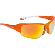 Очки солнцезащитные Alpina SPORT STYLE CALLUM 2.0 orange-white/orange mirror S3