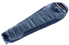 Спальник Deuter Sleeping Bags Trek Lite -2 (лев) silver-anthracite