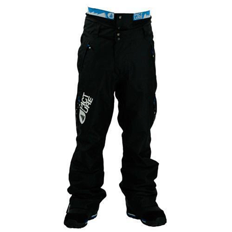 Брюки сноубордические Picture Organic 2013-14 PO bioceramic Profile 2 Pant Black