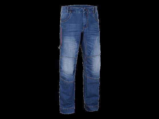Купить Джинсы для активного отдыха Salewa Climbing EL CAPITAN 2 CO M PNT jeans blue/1650 Одежда туристическая 1198800