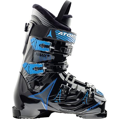 Купить Горнолыжные ботинки Atomic 2015-16 HAWX 1.0 80 Black Ботинки горнoлыжные 1226083