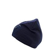 ШапкаГоловные уборы<br>Шапка классической формы для повседневной носки<br> <br> - 100% акрил<br> - логотип<br> - эластичный материал