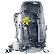РюкзакРюкзаки универсальные<br>Обновленная модель серии универсальных рюкзаков ACT Trail. Лучший выбор для походов, маршрутов Via ferrata и экскурсий на природе.<br>Малый вес и высокое качество.<br>Удачное сочетание комфорта системы спинки и множества полезных деталей &amp;#40;например, съемный набедренный пояс&amp;#41;.<br>складные сетчатые крылья пояса<br>гибкий U-образный каркас из DerlinR<br>спинка Aircontact Trail для полного контроля распределения нагрузки<br>лямки анатомической формы обшиты сетчатым материалом 3D AirMesh регулируются по длине<br>переднее отделение на молнии для карты и т.п.<br>2-ходовая молния на фронтальной части обеспечивает доступ к грузу при закрытом клапане<br>прочная, дышащая подкладка AirMesh<br>карман в клапане, внутренний карман для мелочей, карман на молнии и эластичный карман сбоку<br>отделение для влажной одежды<br>крепление для телескопических палок и ледоруба<br>петли для крепления шлема<br>SOS лейбл<br>съемный чехол от дождя<br>совместимость с питьевой системой &amp;#40;2л&amp;#41;подходит для людей невысокого роста<br>Вес: 1040 г<br>Объем: 22л<br>Размеры: 56 х 24 х 18 см<br>Материал: 50: полиэстер, 50% нейлон. Deuter-Microrip-Nylon. Deuter-Super-Polytex.<br><br>