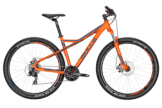 Велосипед Bulls Sharptail 1 Disc 29 2016 orange matt / Оранжевый