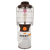 Фонарь газовыйТопливное оборудование<br>Газовая лампа Kovea KL-1010 Super Nova – мощная газовая лампа-фонарь, которая может соперничать по силе освещения с бензиновой. Газовая лампа работает от газового баллона резьбового стандарта.<br><br>Характеристики:<br>Вес: 1000 г.<br>Освещенность: 210 lux<br>Пьезоподжиг: Да<br>Размер (в упак. виде): 200x191x304 мм<br>Расход топлива: 105 г/ч<br>Топливо: Газ<br><br>Комплектация:<br>- Газовая лампа-фонарь.<br>- Пластиковый кофр.<br>- Съемный отражатель света.<br>- Сеточка.<br>- Инструкция по эксплуатации.