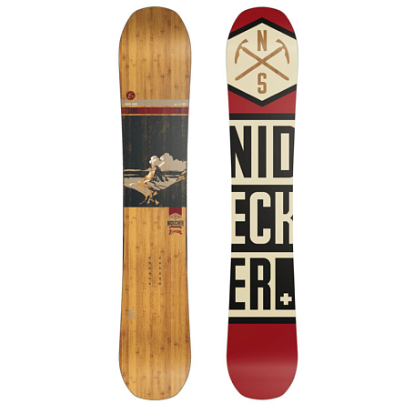 Купить Сноуборд NIDECKER 2014-15 Escape, доски, 1116692