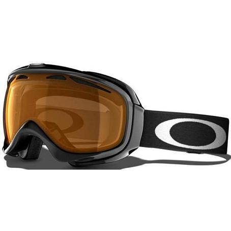 Купить Очки горнолыжные Oakley ELEVATE Jet Black w/Persimmon 705500