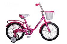 ВелосипедДо 6 лет (колеса 12-18)<br>Детский от 3 до 5 лет велосипед Stels Joy 16 2016. Модель оборудована стальной рамой. Установлены жесткая вилка , ножные тормоза, а также начальное оборудование. Stels Joy 16 2016 непременно обрадует Вашего малыша, обеспечив безопасность при катании и радость от весёлых поездок.<br><br>Рама и амортизаторы<br><br>Рама: сталь<br><br>Цепная передача<br><br>Количество скоростей: 1<br><br>Колеса<br><br>Обода: сталь<br><br>Компоненты<br><br>Передний тормоз: ручной клещевой<br>Задний тормоз: ножной<br>Производство: Разработка: Россия. Производство: КНР &amp;#40;Тайвань&amp;#41;.<br><br>Пол: Женский<br>Возраст: Детский