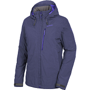 Куртка туристическая Salewa Hiking & Trekking ALPHUBEL GTX W JKT ultramarine/6910