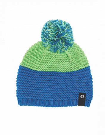 Шапка Picture Organic 2015-16 PLOW BEANIE Blue Green