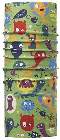 Купить Бандана BUFF High UV Protection CHILD HIGH FUNNY MONSTERS MULTI Детская одежда 1185749