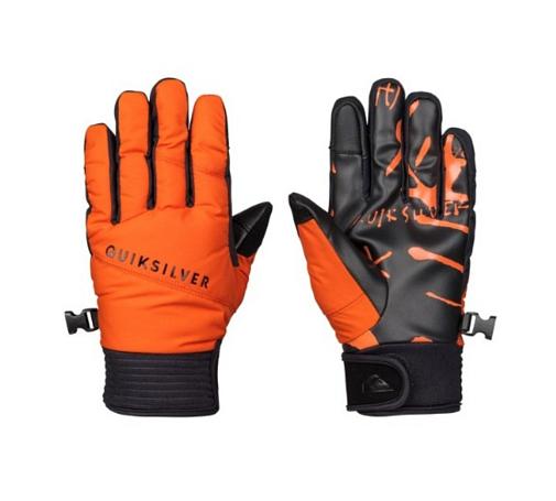 Купить Перчатки горные Quiksilver 2016-17 Method Yth Glv B GLOV NMJ0, Перчатки, варежки, 1287101