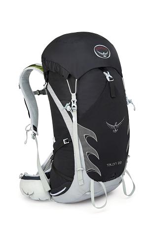 Купить Рюкзак туристический Osprey Talon 33 Onyx Black, Рюкзаки туристические, 1181583